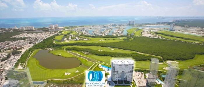 Sky Residences, Puerto Cancun