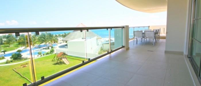 Departamento de 3 Recámaras en Venta Novo Cancun